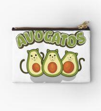 Avocado Gifts > Funny Avocado Cats > Avogatos > Avocado Täschchen