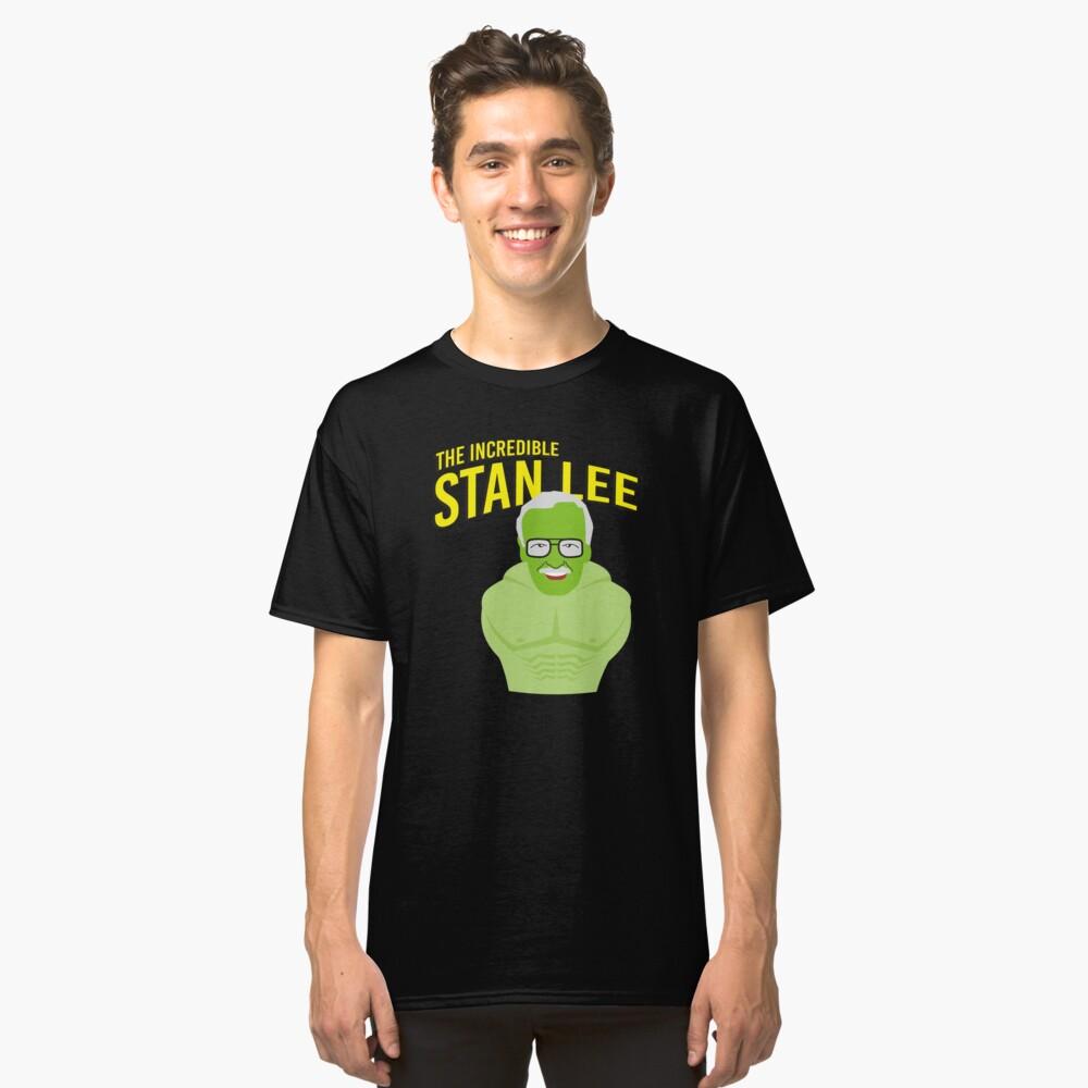 STAN LEE SHIRT Classic T-Shirt Front