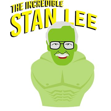 STAN LEE SHIRT by calvindaws