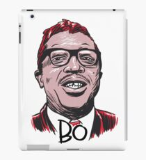 hey bo diddley! iPad Case/Skin