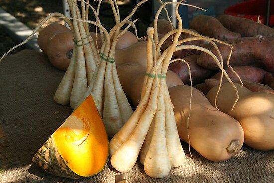 Farmers Market by Helen Phillips