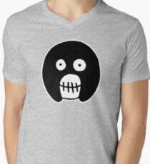 The Mighty Boosh – Black Mask Men's V-Neck T-Shirt