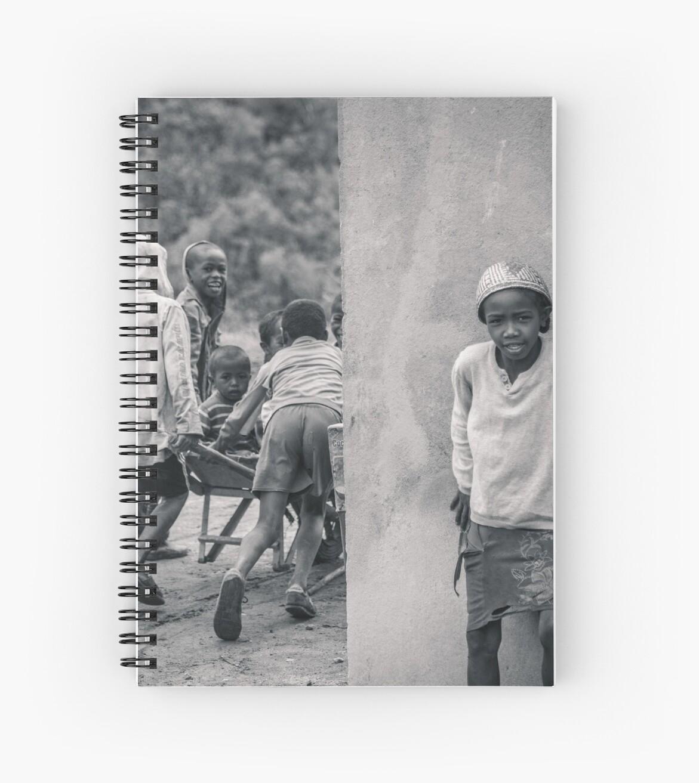 Children from Madagascar by soytribu