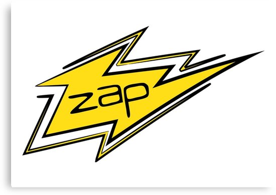 Lightning Zap Electrifying Comic Effect by Krukowski