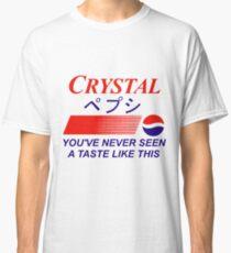 Crystal Pepsi Logo Japanese Classic T-Shirt