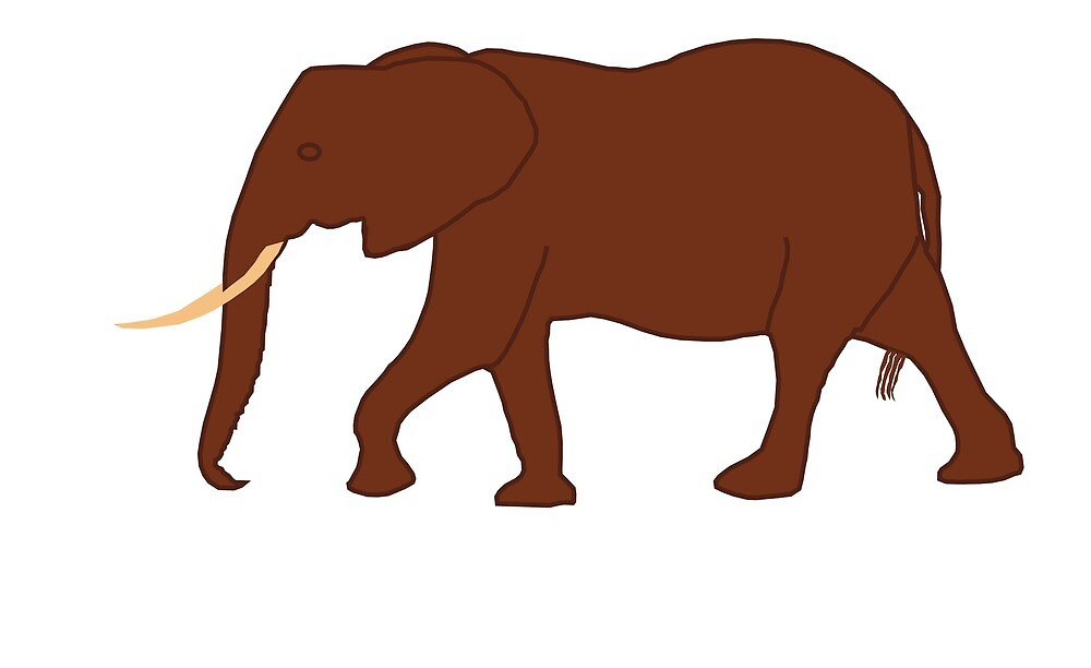 The Roaming Elephant by Hannah Wilson