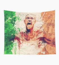 The Notorious Conor McGregor Wall Tapestry