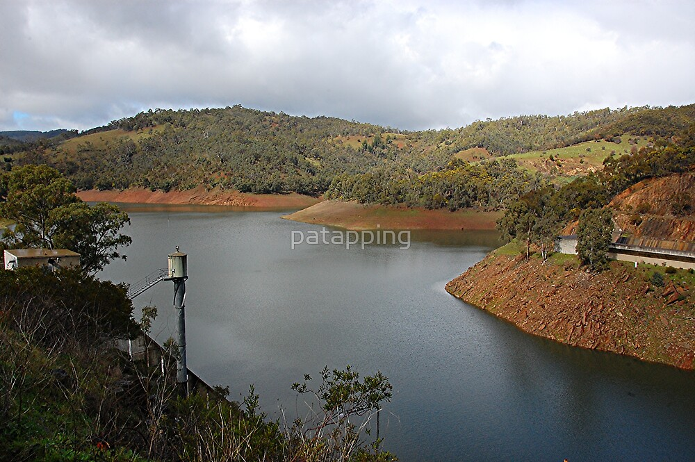 Kangaroo Creek Resevoir. S.A by patapping