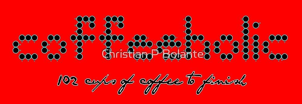 coffeeholic by chrisbolante
