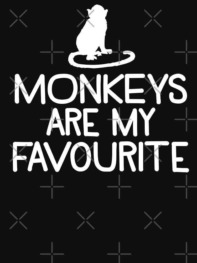 monkeys are my favourite by jazzydevil