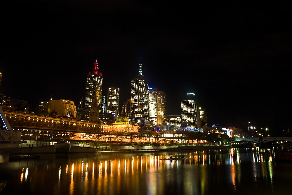 Melbourne by yshah