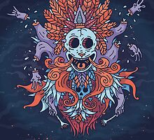 Lina  by Mennifir