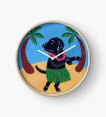 Reloj Aloha Black Labrador