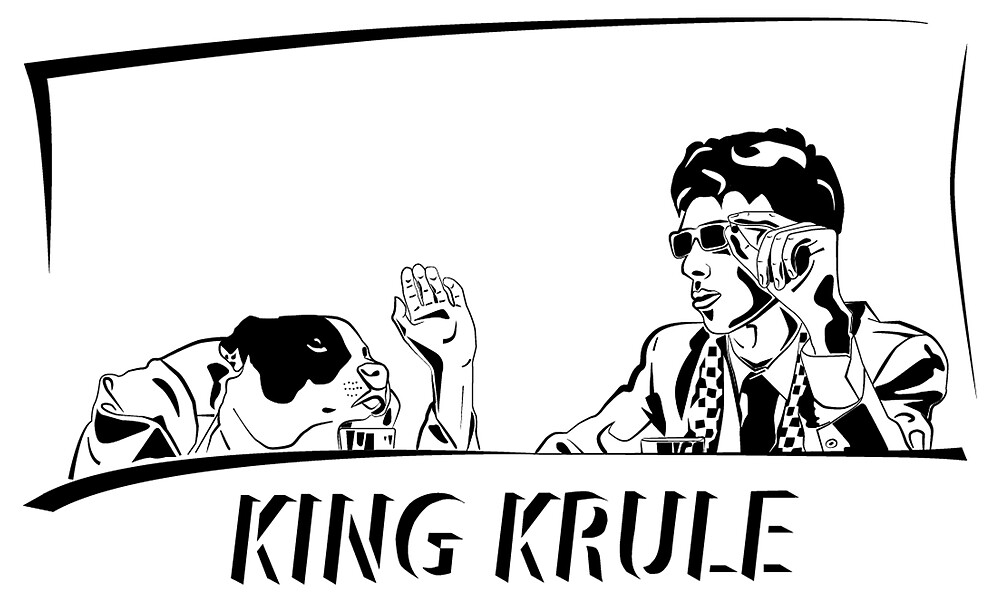 King Krule black shading   by Snozzcumber