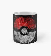 Pokemon Splatter Mug