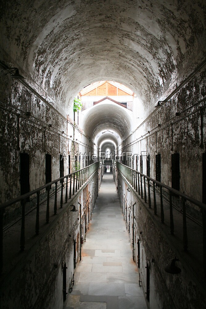 Eastern State Penitentiary by ALittleBitofRnR
