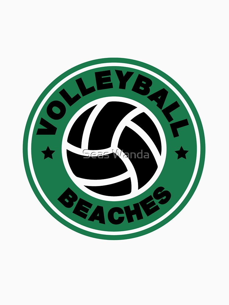 Volleyball Beaches Funny Coffee Distressed Funny Gift by macshoptee
