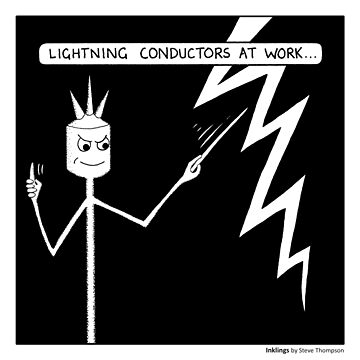 Lightning conductors by stevet3214