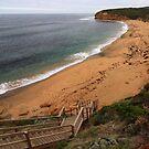 Bells Beach by Graham Lea