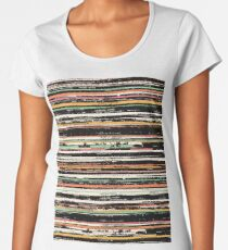 Recordsss Premium Scoop T-Shirt