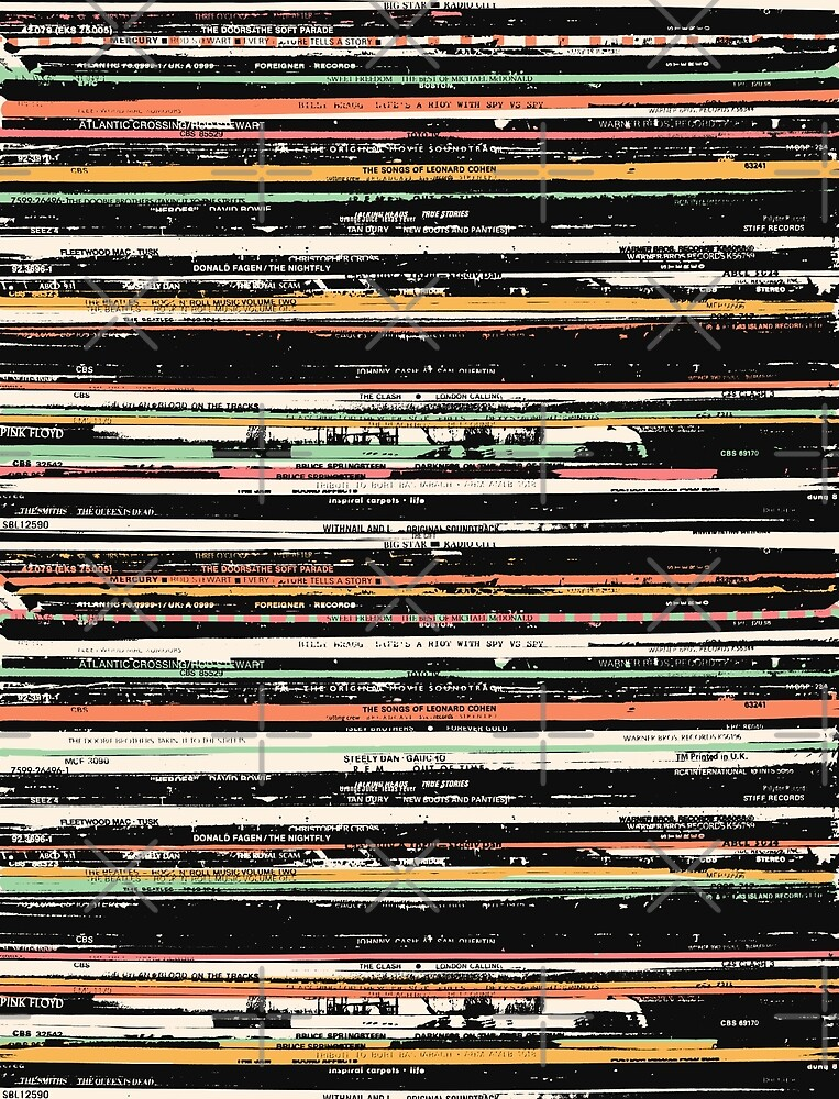 Recordsss by Florent Bodart