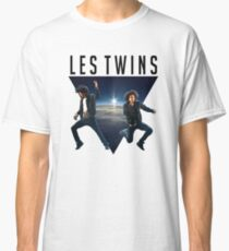 LES TWINS - OUTER SPACE Classic T-Shirt