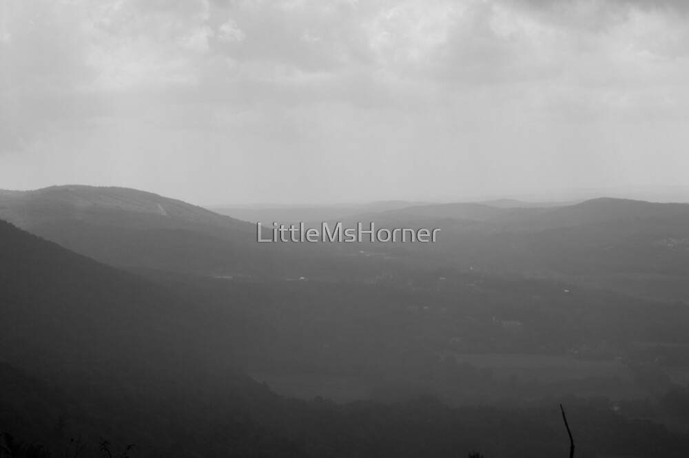 Appalachian Mountains by LittleMsHorner