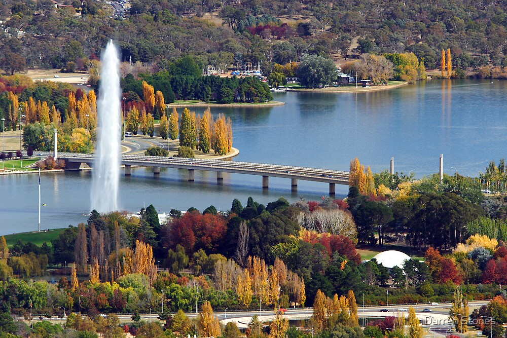 Image result for Lake Burley Griffin in Canberra