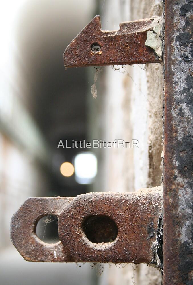 Jail Lock by ALittleBitofRnR
