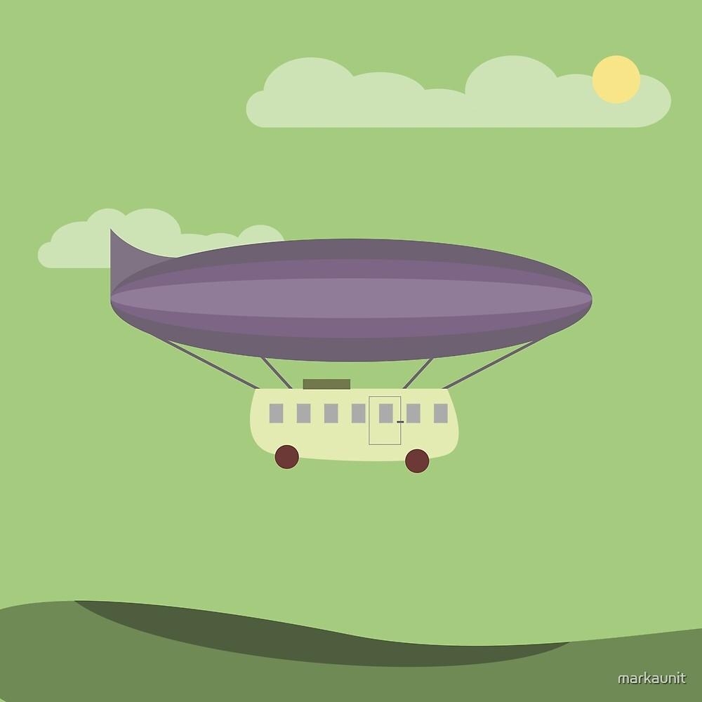 The Zeppelin RV by markaunit