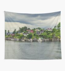 Norway landscape Wall Tapestry