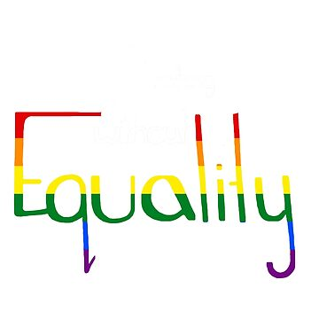 Humanity is equality by wearingpride