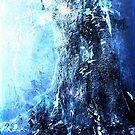 « Blue tree » par Chrystelle Hubert
