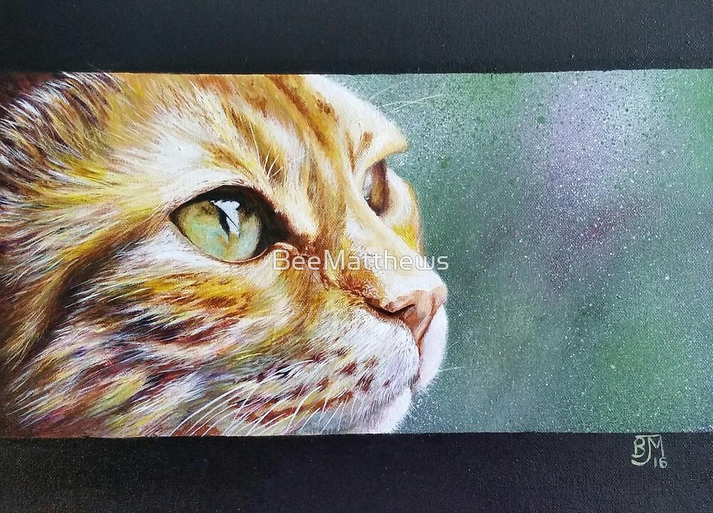 Kitty by BeeMatthews