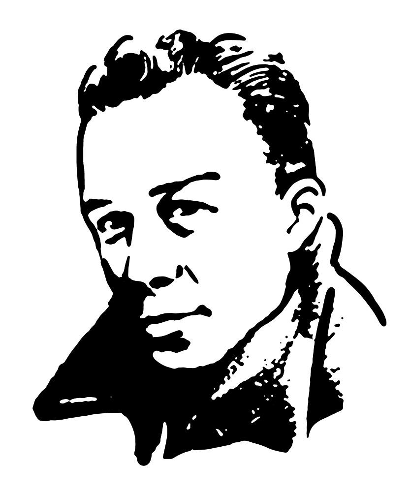Albert Camus by MichaelRellov