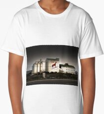 Dingo Flour Mill - Fremantle Western Australia  Long T-Shirt