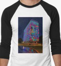 Perth Council House  Men's Baseball ¾ T-Shirt