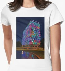 Perth Council House  Women's Fitted T-Shirt