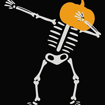Dabbing Skeleton by t058840758