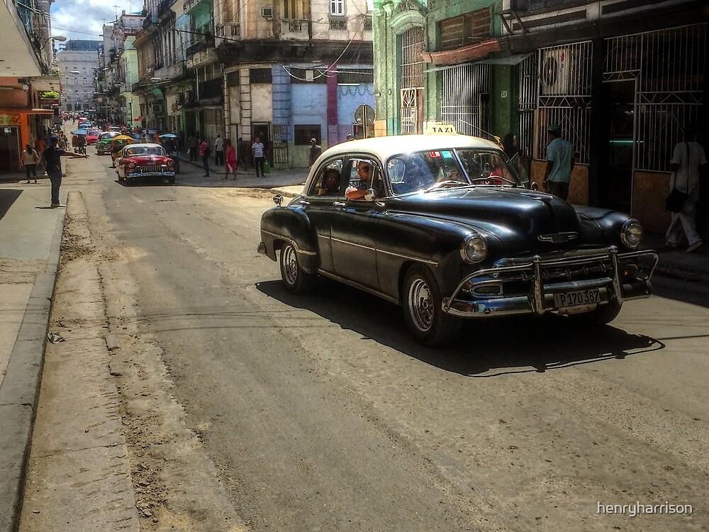 Streets of Cuba by henryharrison