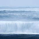 Reynisfjara Storm by George Wheelhouse