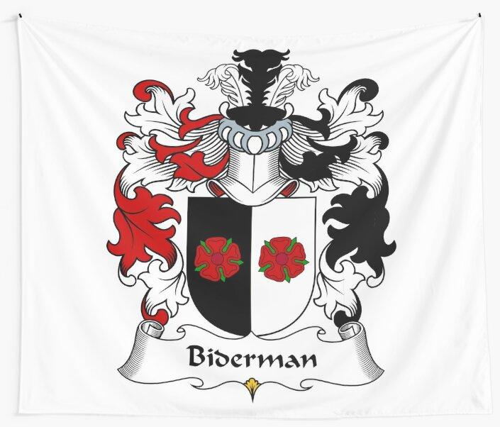 Biderman by HaroldHeraldry