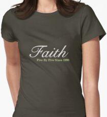 Faith Since - Light Women's Fitted T-Shirt