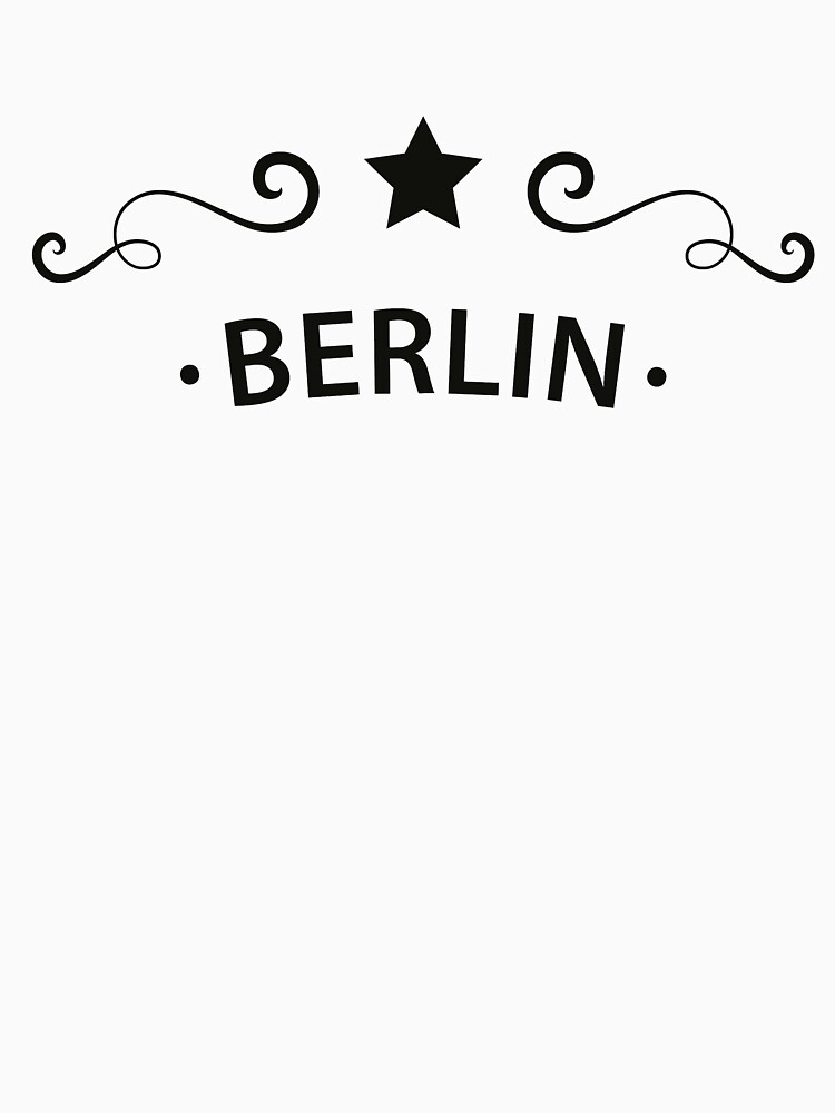 Berlin logo by Teepack