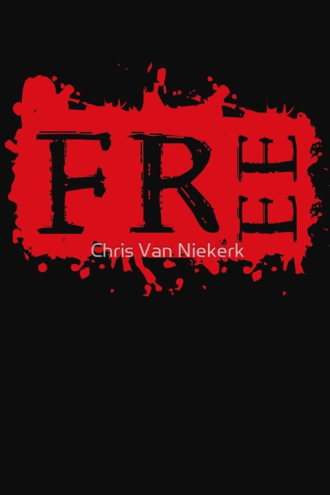 Free by Chris Van Niekerk