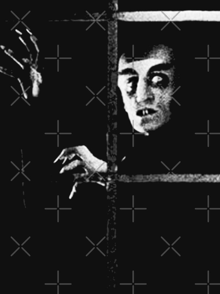 Nosferatu - The window (1921) HD by mindthecherry