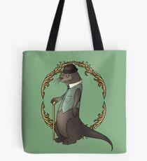 Driven to Otter Distraction Tote Bag