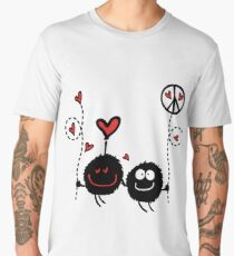 Love & Peace Men's Premium T-Shirt