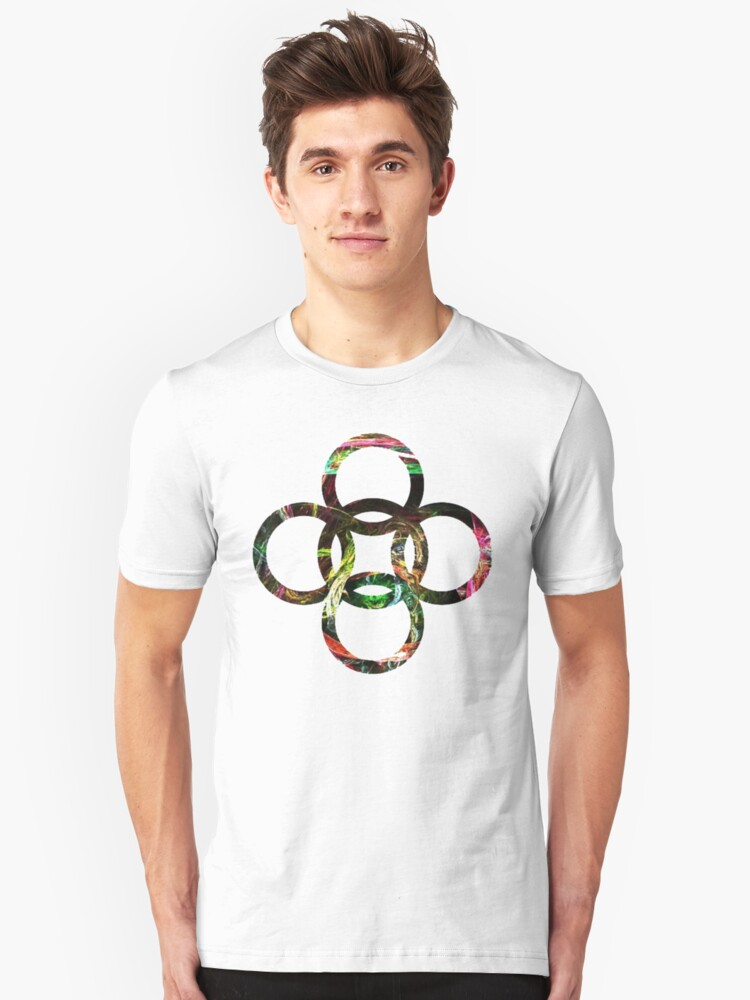aleso Unisex T-Shirt Front