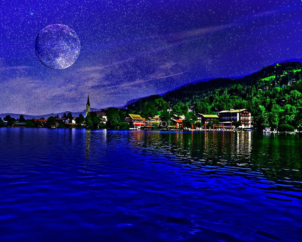 Schliersee Germany by creefot